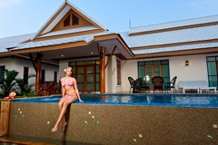 Luxury Private Pool Villa for sale in East Pattaya - House - Pattaya East - East Pattaya