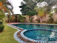 3BEDROOM HOUSE FOR SALE WITH PRIVATE SWIMMING - House - Huai Yai - Huay Yai