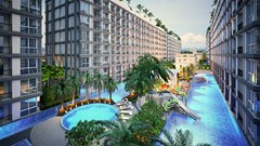 New Project Condominium for sale close to Jomtien Beach - Condominium - Jomtien - Jomtien