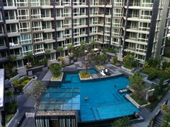50SQM:1BED Condominium for rent in Pattaya City - Condominium - Pattaya Central - Central Pattaya
