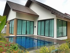 The Maple House for sale in Huay yai, Pattaya - House - Huai Yai - Huay Yai