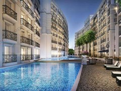 26SQM:1BED Condominium at City Garden Olympus - Condominium - Pattaya - Pattaya Tai
