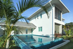 2 Storey House with private swimming pool for sale at Nong Pla Lai, Pattaya - House - Nong Pla Lai - Nong Pla Lai