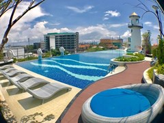 1BEDROOM FOR RENT IN PATTAYA CITY - Condominium - Thepprasit - Thepprasit Pattaya