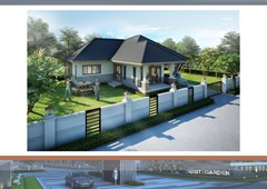 2 BEDROOM HOUSE FOR SALE AT BAAN DUSIT GARDEN FOR SALE - House - Wat Yannasangwararam - Wat Yannasangwararam