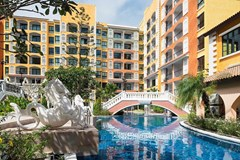 35SQM: 1BEDROOM CONDOMINIUM FOR SALE IN JOMTIEN CLOSE TO THE BEACH - Condominium - Jomtien - Jomtien