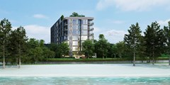 30 meter from the beach: Condominium for sale in Na Jomiten - Condominium - Na Jomtien Beach - Na Jomtien Beach