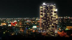 35SQM:1BED Condominium for sale at City Garden Tower - Condominium - Pattaya Central - Pattaya Sai 3