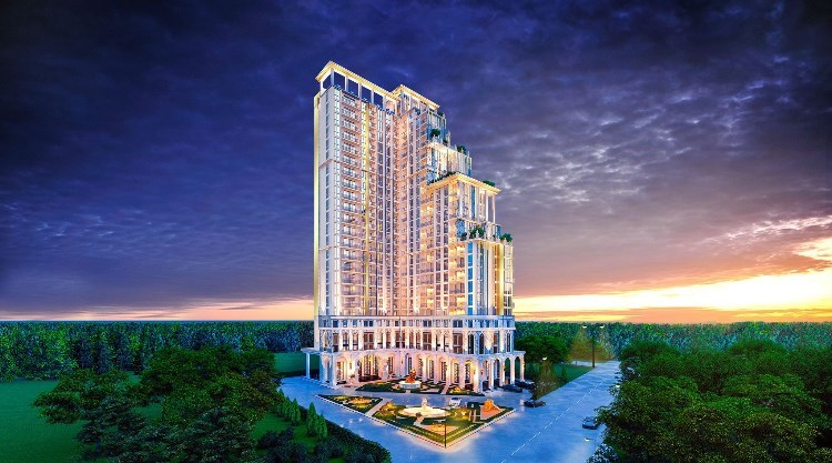 New Luxury Condominium for sale in Jomtien