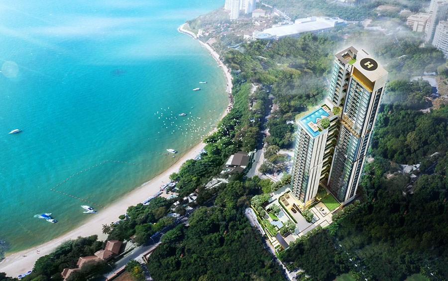 New Luxury Condominium for sale&investment